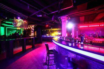 Klub nocny, zdjęcie ilustracyjne