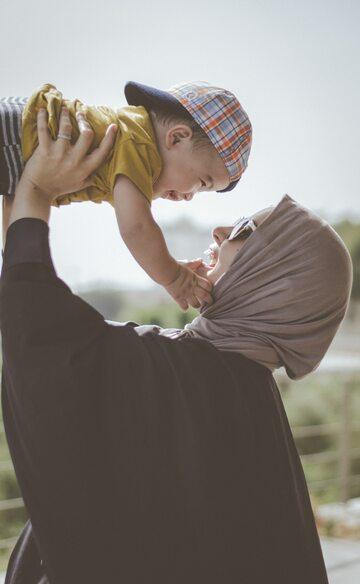 Kobieta i dziecko (zdj. ilustracyjne)