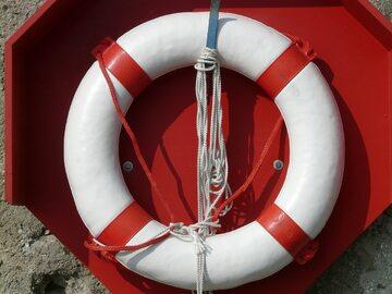 Koło ratunkowe (zdj. ilustracyjne)