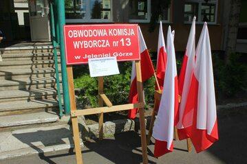 Komisja wyborcza w Jeleniej Górze