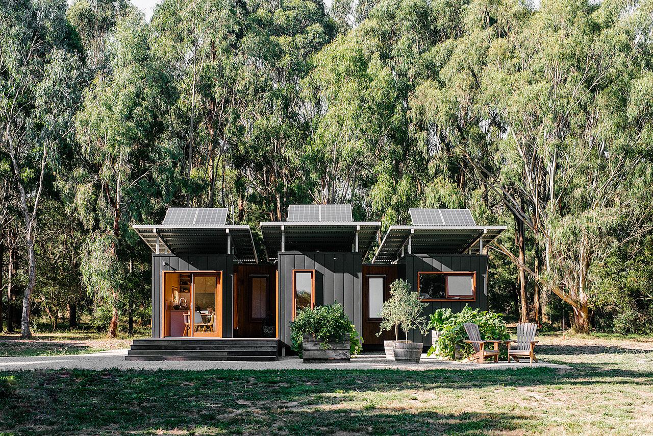 Kompaktowy dom