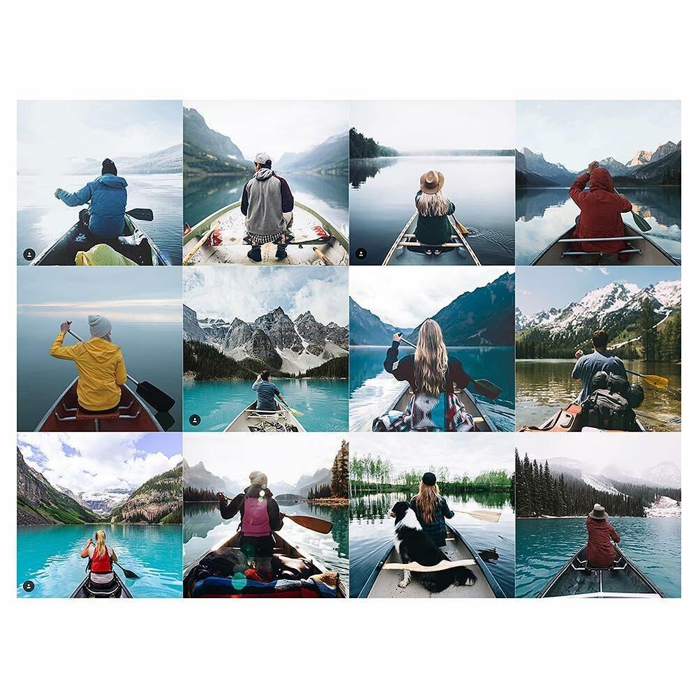 Kompilacja zdjęć z Instagrama
