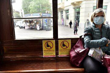 Komunikacja miejska w Mediolanie w czasie pandemii koronawirusa