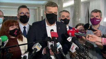 Konferencja Lewicy 4 maja w Sejmie