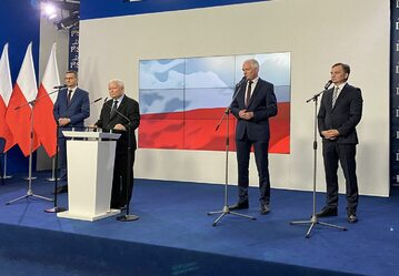 Konferencja na Nowogrodzkiej