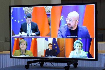 Konferencja na temat porozumienia między Chinami a UE