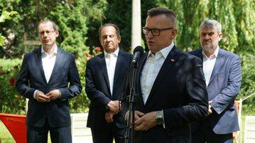 """Konferencja """"Polska smakuje w turystyce"""". Marcin Wroński, zastępca dyrektora generalnego KOWR"""
