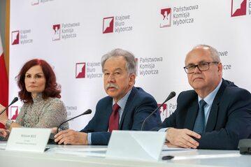 Konferencja przedstawicieli PKW i KBW