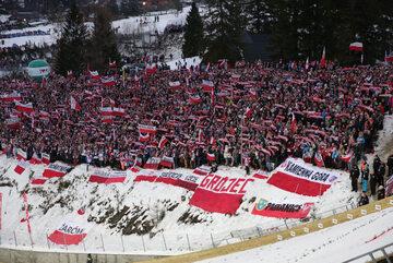 Konkurs skoków narciarskich w Zakopanem
