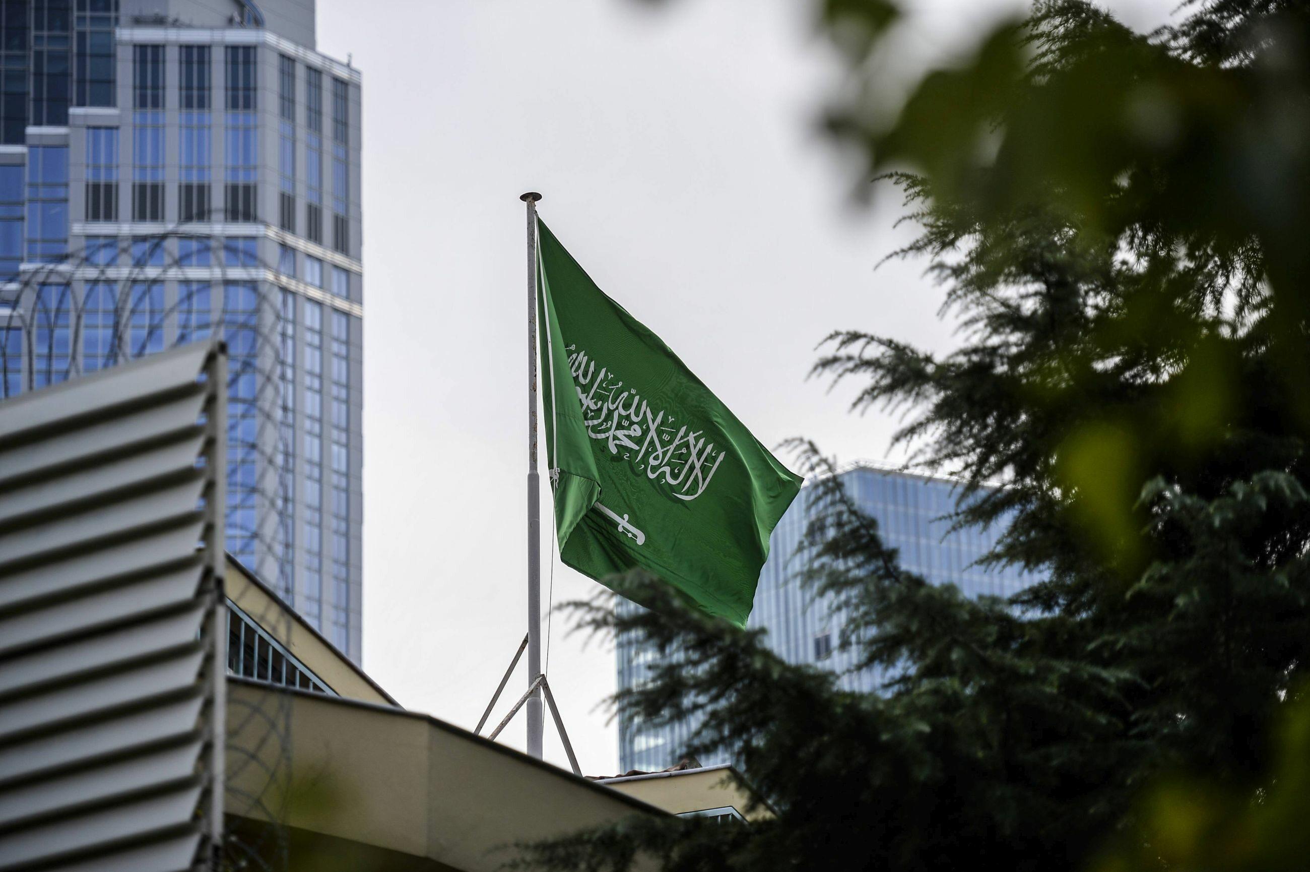 Konsulat Arabii Saudyjskiej w Stambule