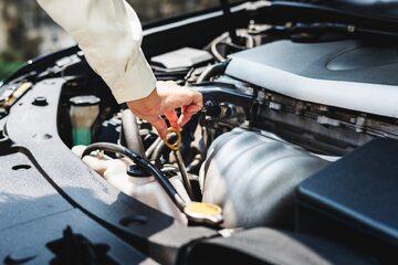 Kontrola silnika (zdj. ilustracyjne)