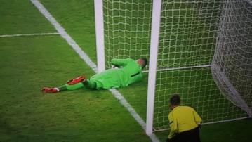 Kontrowersyjna sytuacja z meczu Legia - Ajax