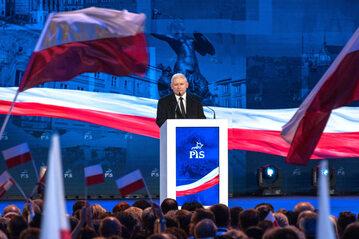Konwencja wyborcza PiS