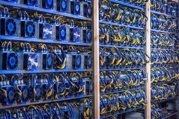 Kopalnia bitcoinów