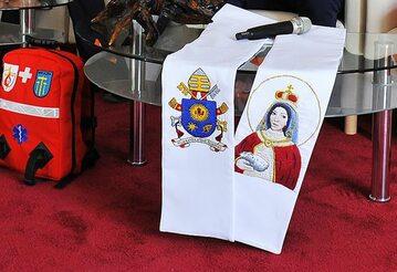 Kopia papieskiej stuły