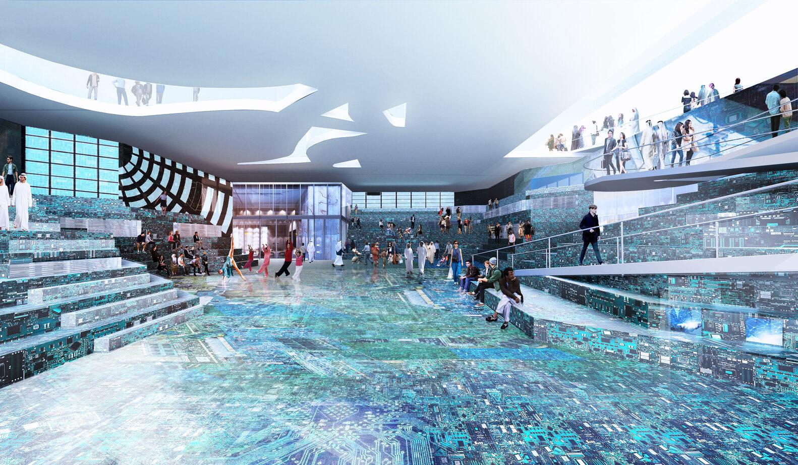 Koreański pawilon na EXPO 2020