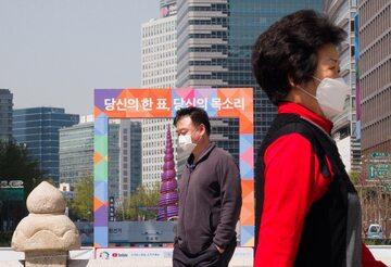 Koronawirus w Korei Południowej