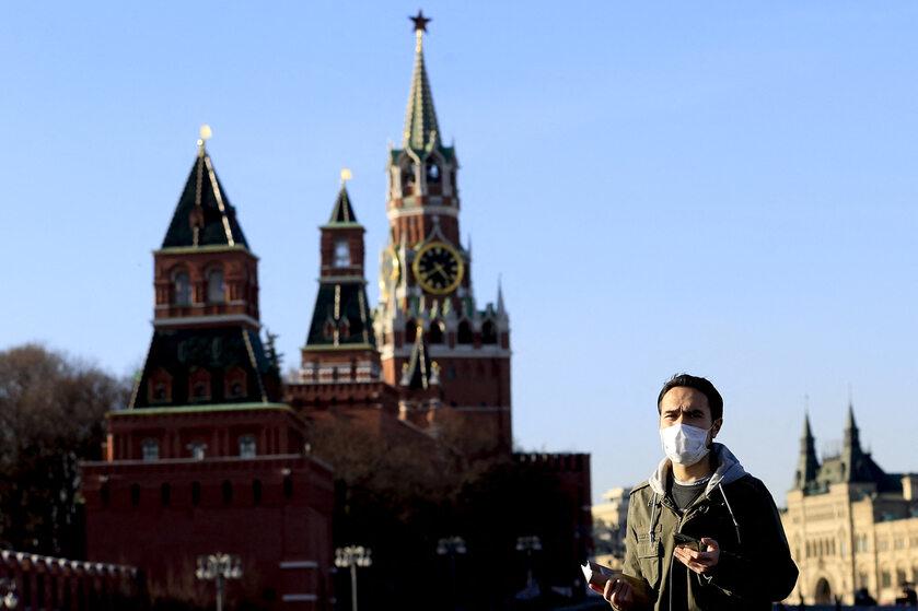 Koronawirus w Moskwie