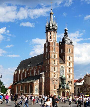 Kościół Mariacki, zdjęcie ilustracyjne
