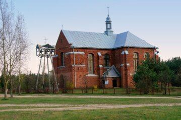 Kościół p.w. Świętej Trójcy w Chotczy Dolnej