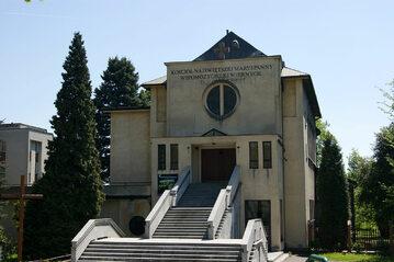 Kościół Rektoralny Salezjanów pw. Matki Bożej Wspomożenia Wiernych w Krakowie