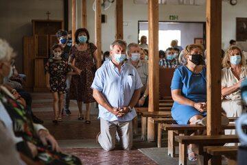 Kościół w czasach pandemii koronawirusa