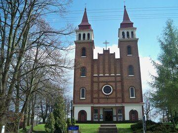 Kościół w Dłutowie