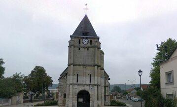 Kościół, w którym doszło do ataku