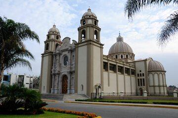 Kościół w Nuevo Chimbote, zdjęcie ilustracyjne