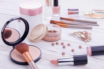Kosmetyki, zdjęcie ilustracyjne