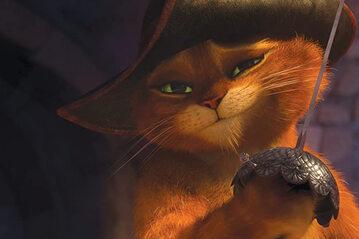 """""""Kot w butach"""" (2011)"""