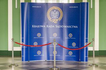 Krajowa Rada Sądownictwa, zdj. ilustracyjne
