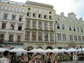 Kraków. Restauracja Wierzynek