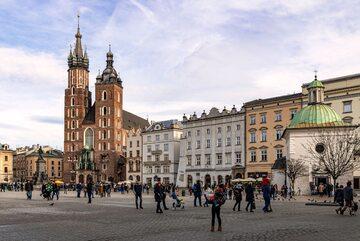 Kraków, zdjęcie ilustracyjne