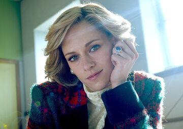 """Kristen Stewart jako księżna Diana w filmie """"Spencer"""""""