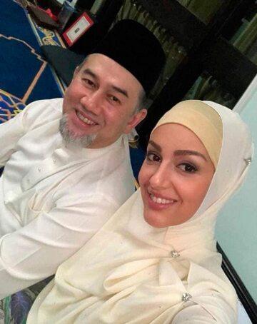 Król Malezji wziął ślub?