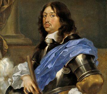 Król Szwecji Karol X Gustaw