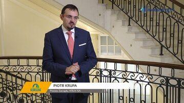 KRUK SA, Piotr Krupa - Prezes Zarządu, #100 PREZENTACJE WYNIKÓW