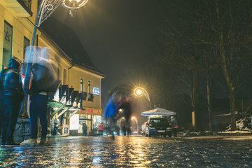 Krupówki w Zakopanem (zdjęcie ilustracyjne)