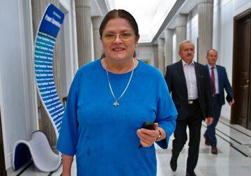 Krystyna Pawłowicz, poseł PiS