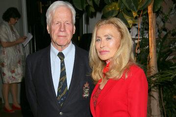 Krzysztof Baranowski i Bogumiła Wander