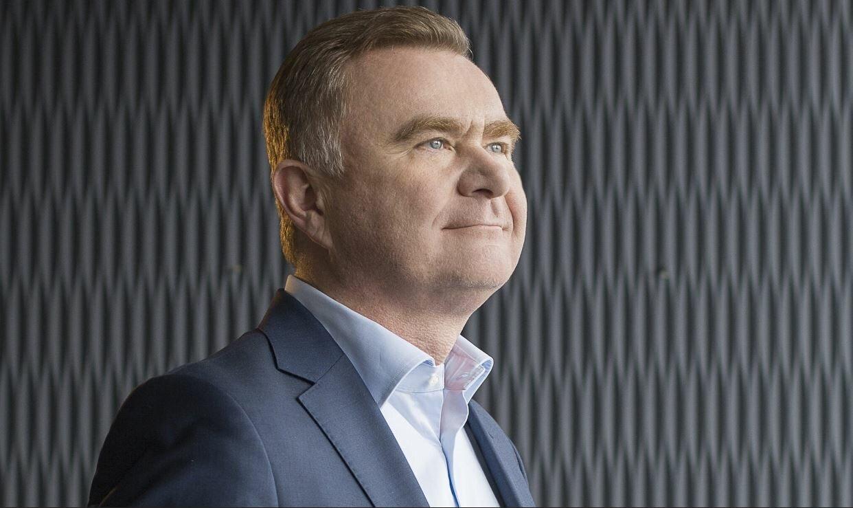 Krzysztof Pawiński, prezes Maspex