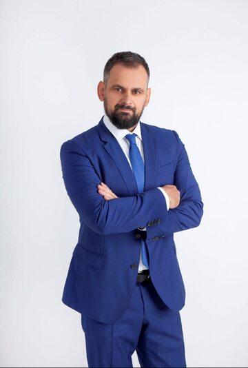 Krzysztof Reniewski, prezes spółki Budren, inżynier budowlany