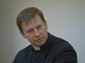 Ks. Paweł Rytel-Andrianik.