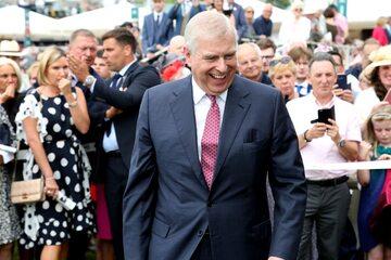 Książę Andrzej, zdjęcie pochodzi z 2019 roku