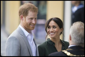 Książę i księżna Sussex