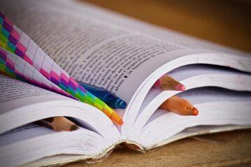 Książka, zdjęcie ilustracyjna