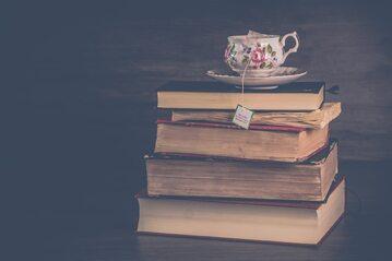 Książki, zdjęcie ilustracyjne
