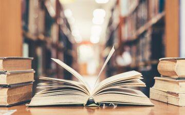 Książki - zdjęcie ilustracyjne