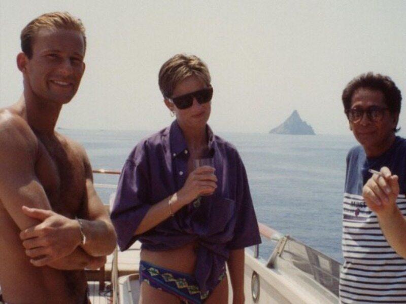 Księżna Diana na niepublikowanych wcześniej zdjęciach
